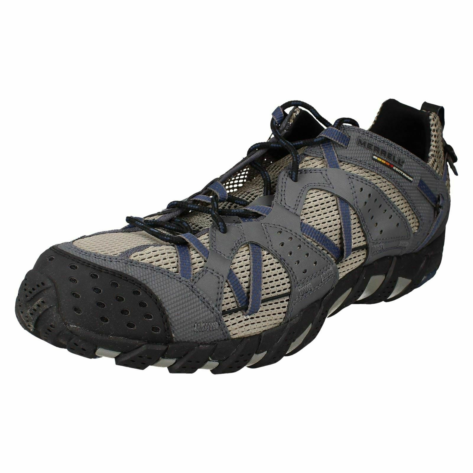 Mens Merrell Walking Casual Trainers  Water Pro Maipo