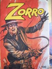 ZORRO - La Frusta di Zorro n°1 1974 ed. Cerretti   [G253]