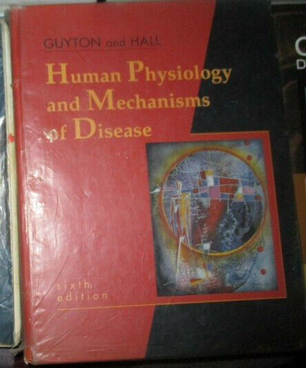 Human Physiology and Mechanisms of Disease 6th Ed  1997