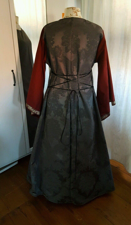 Mittelalterliches Kleid Gewand Gothic Gothic Gothic Fantasy grau  Gr 46 48 50 Mittelalter  | Online-verkauf  | Beliebte Empfehlung  | Online-Shop  | Sehen Sie die Welt aus der Perspektive des Kindes  | Outlet Online  89001a