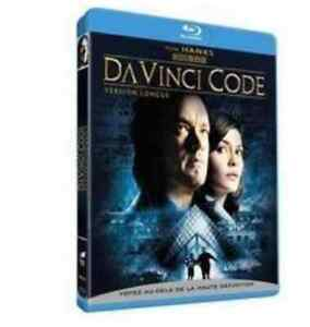 BLU-RAY-Da-Vinci-Code-Double-Blu-ray-long-version-T-Hanks-A-Tautou-comme-neuf