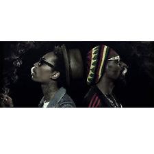 RT181 Wiz Khalifa fucc day Rapper Smoke Singer Star Poster Art