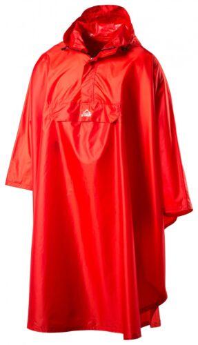 McKinley poncho poncho lambaol rojo