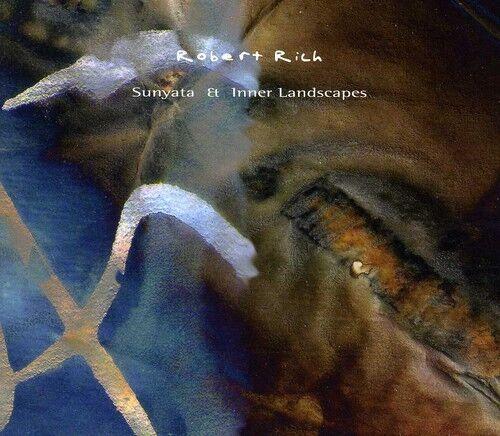 Robert Rich - Sunyata & Inner Landscapes [New CD]