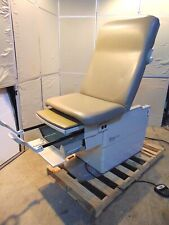 Ritter 222 Hi Lo Examination Chair Obgyn Barrier Free With Foot Switch S4762