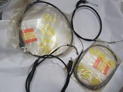NOS Suzuki A100 AC100 AS100 Throttle Cable 58300-12000