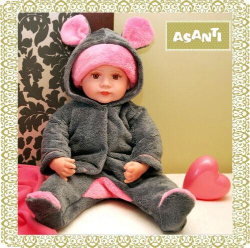 Maus Kostüm Babyanzug Geschenk Geburt Babyanzug Mädchen  Taufgeschenk