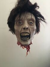 Pro Grade Rotten Head Haunted House, Horror, Halloween Prop USA Made. (AHP)