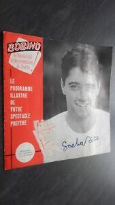 Programa Demuestra Bobino Con 11 Dedicatorias de La 2 Nov A 14 Nov 1962 ABE