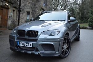 Details About Bmw X6 Body Kit For The E71 05 12 Tuning Conversion