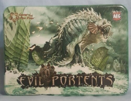 LEGEND OF THE FIVE RINGS L5R EVIL PORTENTS BOOSTER BOX SEALED CARD PACKAGES