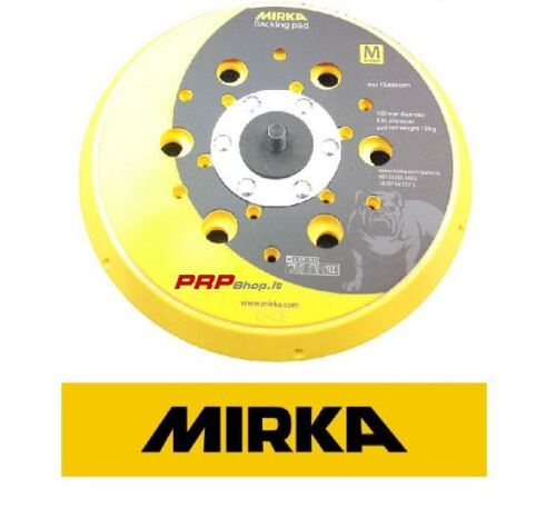 Platorello mirka rotorbitale Net 150mm 5//16/'/' Grip 48F Medium 8292605011 strappo