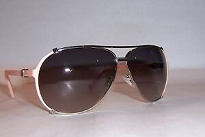 5b50f1ccba5 NEW CHRISTIAN DIOR CHICAGO 2 S EFY-HA GOLD BROWN SUNGLASSES ...