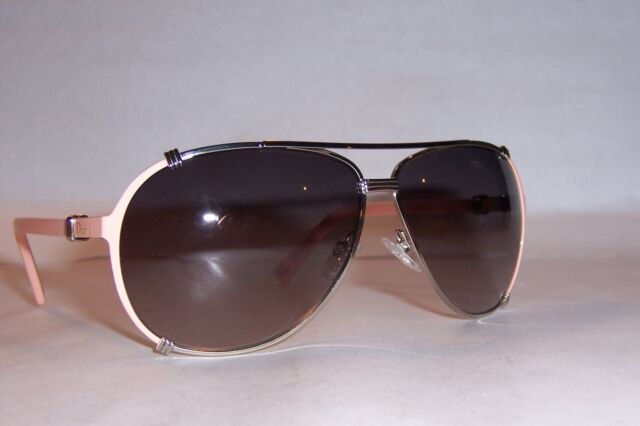 9f7b170d34a0 NEW CHRISTIAN DIOR CHICAGO 2 S EFY-HA GOLD BROWN SUNGLASSES AUTHENTIC