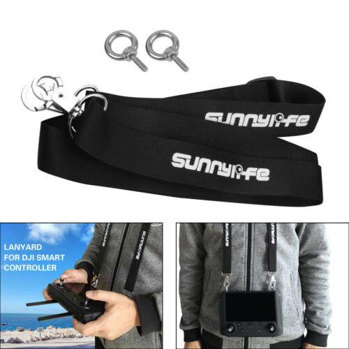 Flexible Sunnylife Lanyard Neck Strap for DJI Smart Controller MAVIC 2 PRO/&ZOOM