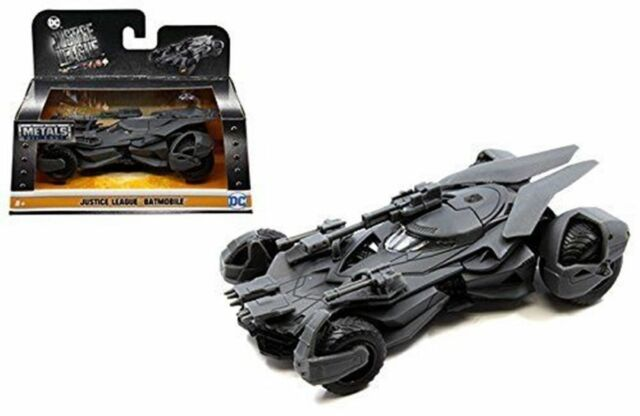 Batman Justice League 2017 Batmobile Diecast Car 1 32 Jada Toys 5 ...