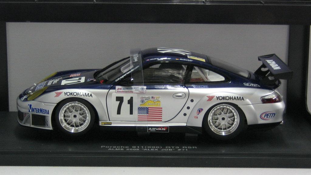 PORSCHE 911 996 GT3 GT3 GT3 RSR #71 ALEX JOB ALMS 2005 HINDERY LIEB ROCKENFELLER AUTOART | Des Produits De Qualité,2019 New  15958a