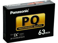 1 Panasonic Pro Mini DV Tape for HVX200a HPX170 DVX100B HVR A1U HDV HD camcorder