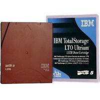 Ibm 46x1290 Lto5 Ultrium 1.5 Tb - 3.0 Tb Lto-5 Tapes Ibm Warranty 10 Pack