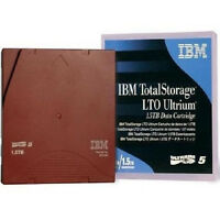 Ibm 46x1290 Lto5 Ultrium 1.5 Tb - 3.0 Tb Lto-5 Tapes Ibm Warranty 10 Pack