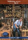 Classic Woodwright's Shop: Season 27 by Roy Underhill (DVD video, 2014)