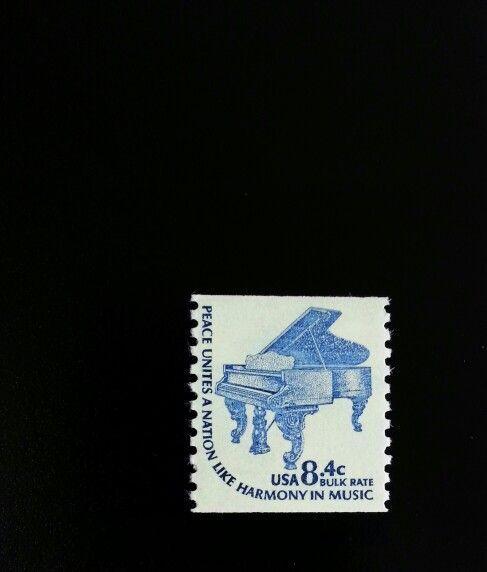 1978 8.4c Steinway Grand Piano, Coil Scott 1615c Mint F