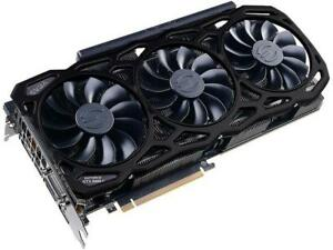 EVGA GeForce GTX 1080 Ti FTW3 ELITE GAMING BLACK, 11G-P4-6796-K2, 11GB GDDR5X, i