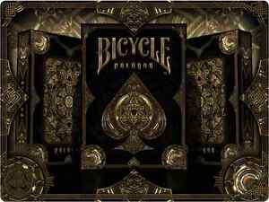 PARAGON BICYCLE DECK OF PLAYING CARDS POKER SIZE USPCC - MAGIC TRICKS COLLECTOR