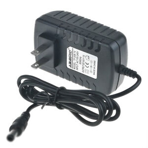 adapter charger for first act 222 al103 electric guitar practice amplifier power 753038978604 ebay. Black Bedroom Furniture Sets. Home Design Ideas