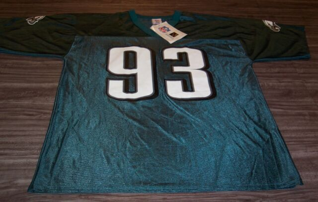 PHILADELPHIA EAGLES  93 Jevon Kearse NFL FOOTBALL JERSEY LARGE NEW w  TAG 73a00d8e1