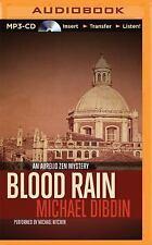An Aurelio Zen Mystery: Blood Rain 7 by Michael Dibdin (2015, MP3 CD,...