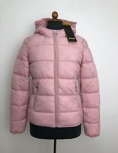 IFKW5038S SALDI F**K Piumino con cappuccio donna Rosa Pink FAAK cod