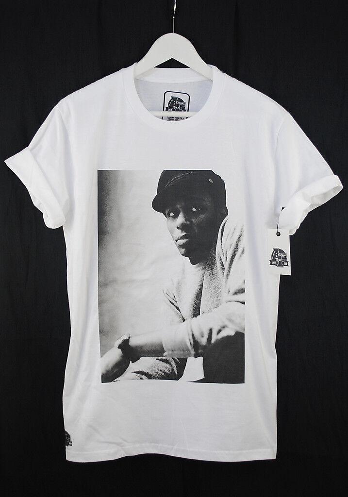 Actual Fact Mos Def Schwarz & Weiß Rapper Hip Hop Premium T-Shirt    Erste Kunden Eine Vollständige Palette Von Spezifikationen    Vorzugspreis    Schön In Der Farbe