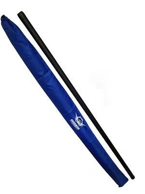 3 Sectional Bo Staff Nunchuck Foam Rubber Padded Weapon Karate Martial Arts
