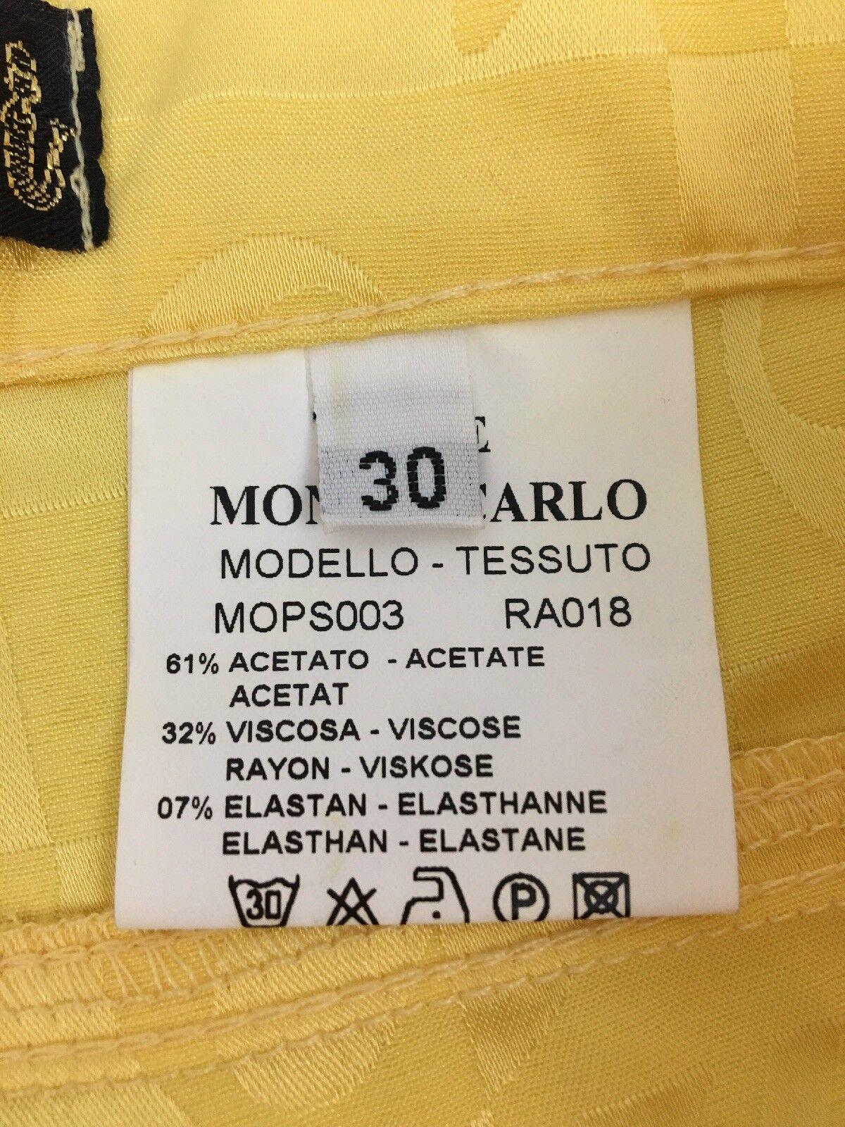 La Vie MONTE CARLO Principaute de Monaco Yellow W… - image 6