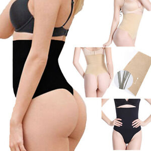 Waist-Cincher-Trainer-Tummy-Control-Sexy-G-String-Panties-Shapewear-Body-Shapers
