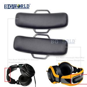 Repacement Headband Cushion Pads For Razer Mano War 7 1
