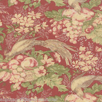 Moda Fabric Country Orchard Blackbird Designs (2750 12) By The 1/2 Yard