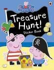 Peppa Pig: Treasure Hunt! Sticker Book by Penguin Books Ltd (Paperback, 2014)