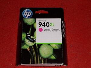 Original-HP-Patrone-No-940XL-Magenta-C4908AE-Neu-OVP-mit-Rechnung