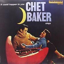 Chet Baker It Could Happen To You vinyl LP NEW sealed