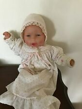 """Vintage Baby So Real 20"""" Laughing/Crying Baby Doll By Toy Biz 1995"""