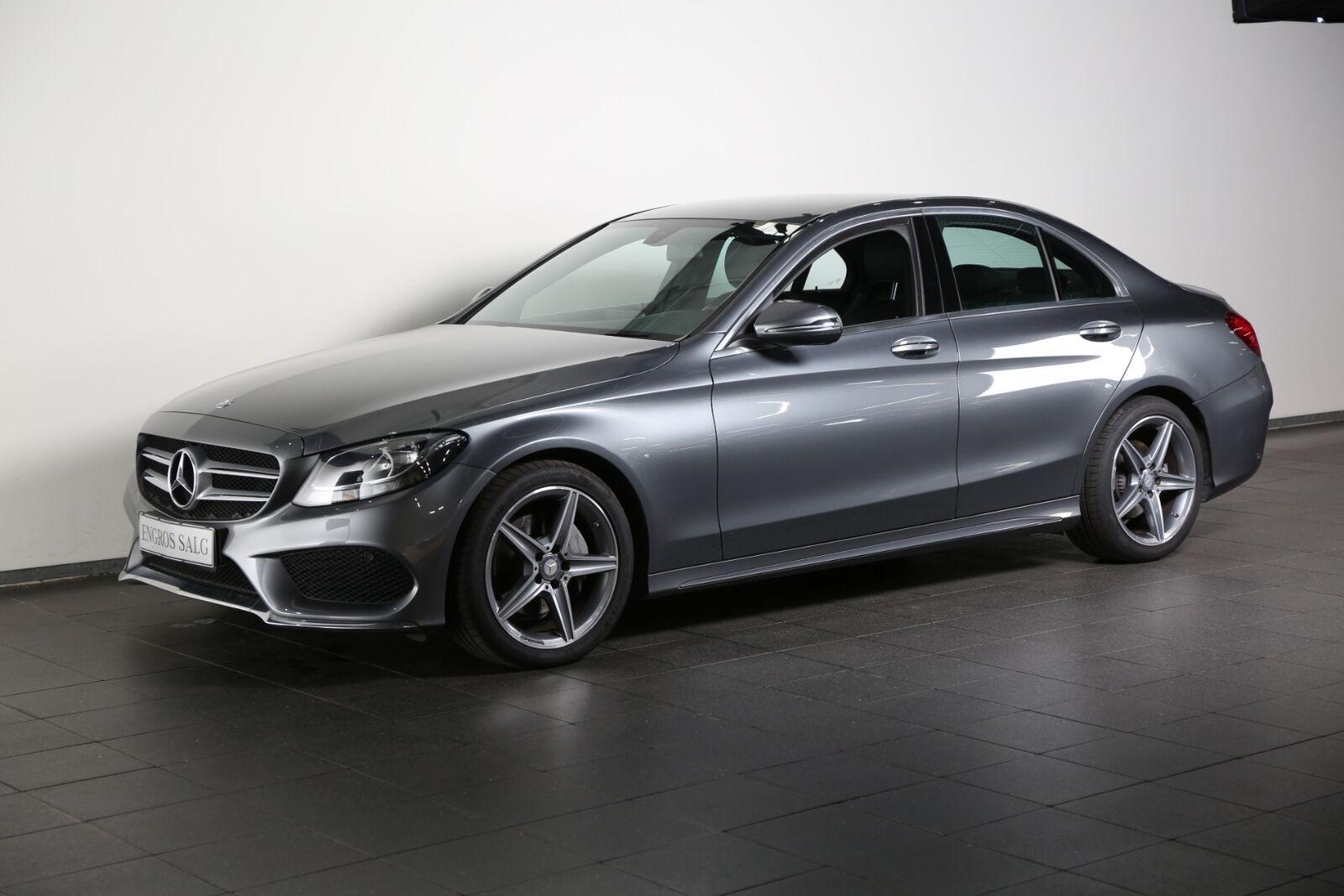 Mercedes-Benz C220 d 2,2 AMG Line aut.