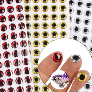100pcs-Fish-Eye-7-12mm-3D-Holographic-Lure-Fish-Eyes-Fly-Tying-Jigs-Crafts-Dolls