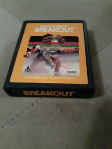 BREAKOUT-by-ATARI-CORP-for-ATARI-2600-FREE-SHIPPING