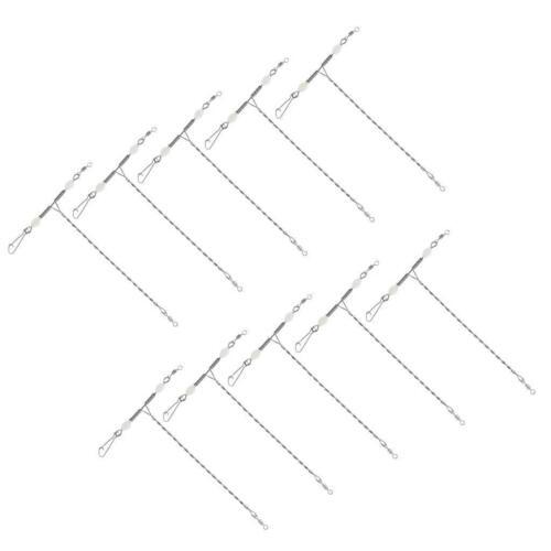20 stücke Luminous Balance T form 3 weg Angelzubehör Angelgeräte