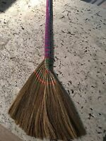 Vietnamese Straw Broom, Great For Sweeping Hard Floors
