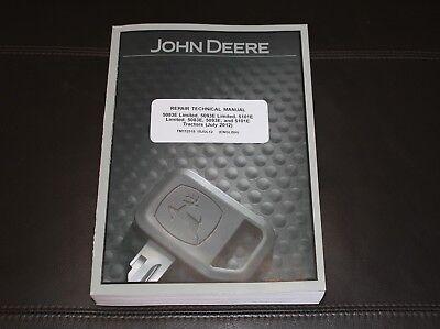 john deere 5083e 5093e 5101e limited 5083e 5093e tractor repair manual tm112519 ebay  john deere 5101 wiring diagrams #5