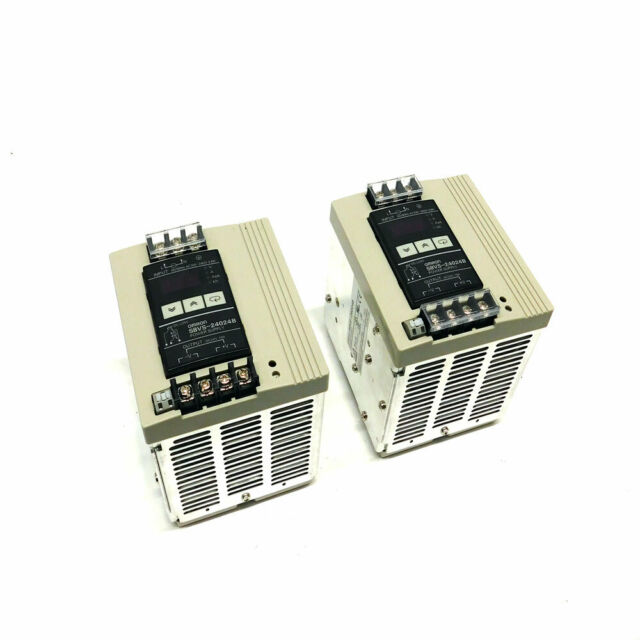 Lot Of 2  Omron S8vs