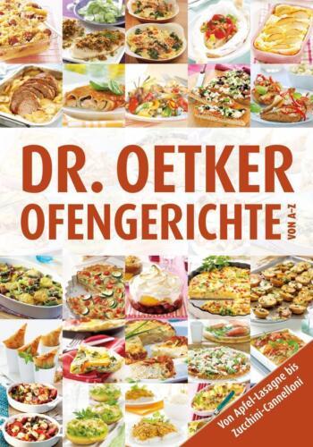 1 von 1 - Ofengerichte von A-Z von Dr.Oetker (2013, Taschenbuch), UNGELESEN
